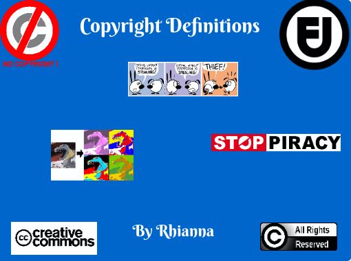"""""""Copyright Definitions"""" - Free stories online. Create ..."""