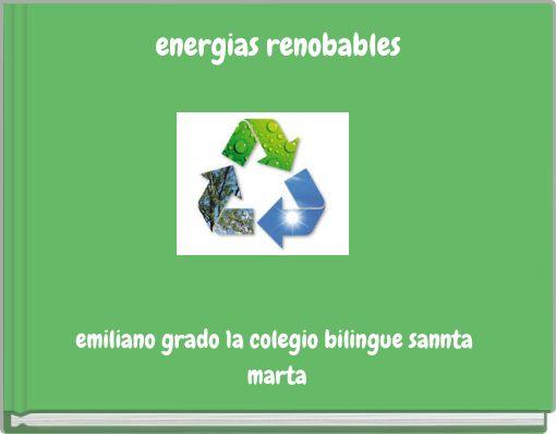 energias renobables