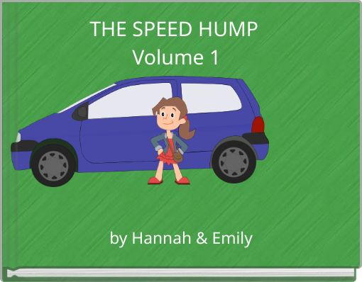 THE SPEED HUMP Volume  1