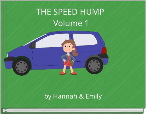 THE SPEED HUMP Volume  1