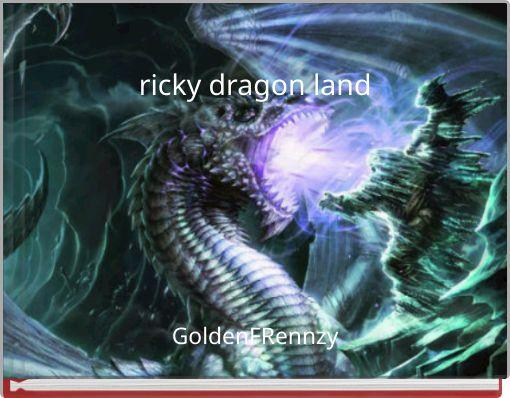 ricky dragon land