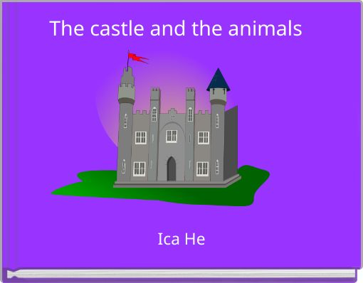 The castle and the animals