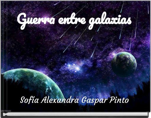 Guerra entre galaxias