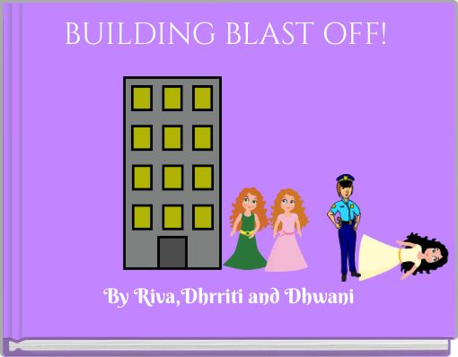 BUILDING BLAST OFF!