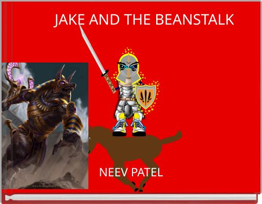 JAKE AND THE BEANSTALK