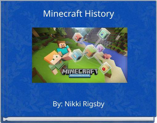 Minecraft History