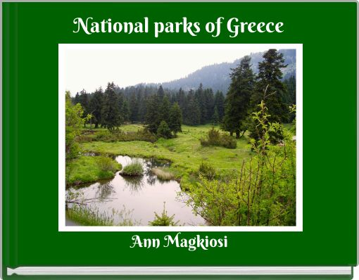 National parks  of Greece