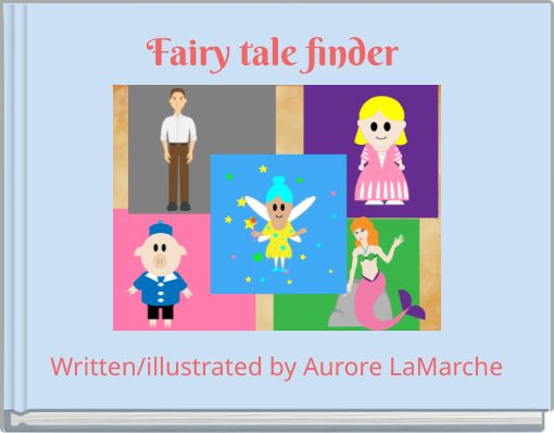 Fairy tale finder
