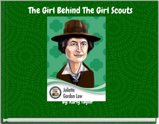 The Girl Behind The Girl Scouts