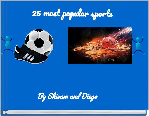 25 most popular sports
