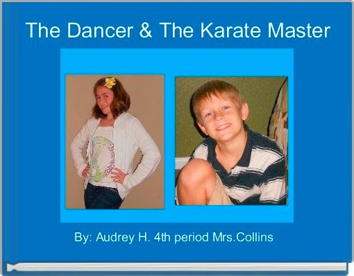 The Dancer & The Karate Master