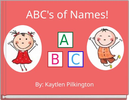 ABC's of Names!