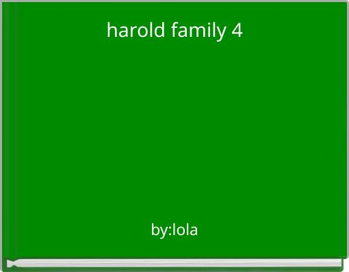 harold family 4