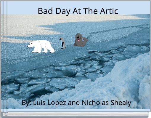 Bad Day At The Artic