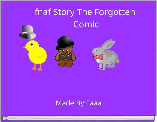 fnaf Story The Forgotten Comic