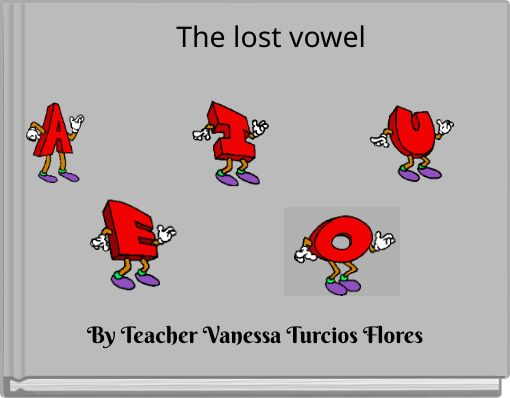 The lost vowel