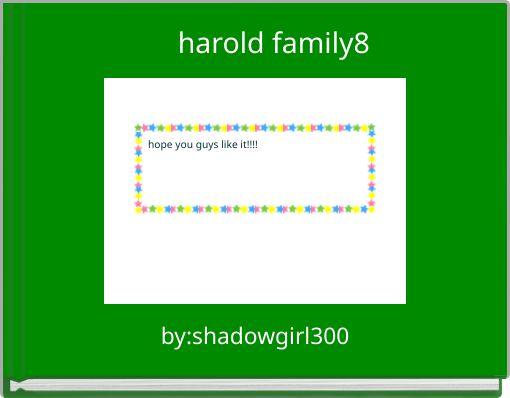 harold family8