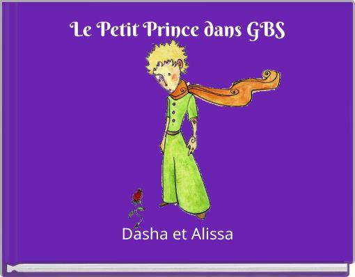 Le Petit Prince dans GBS