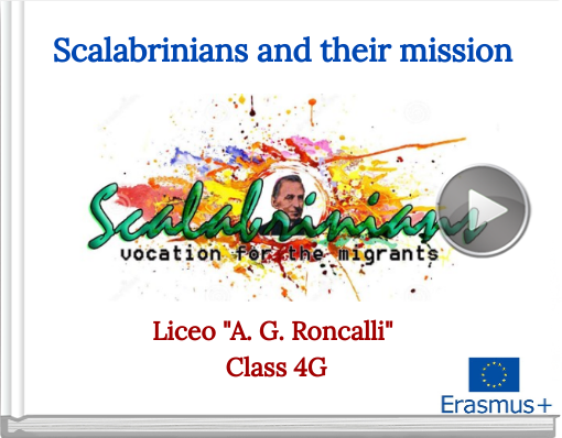 Book titled 'Scalabrinians and their mission'