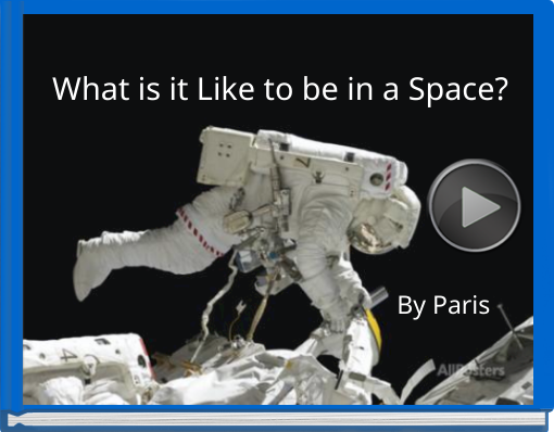 Book titled 'What is it Like to be in a Space?'