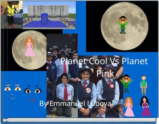Planet Cool Vs Planet Pink