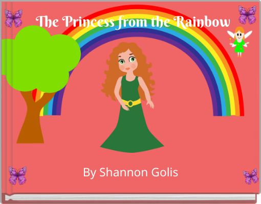 The Princess  from the Rainbow