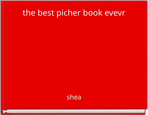 the best picher book evevr