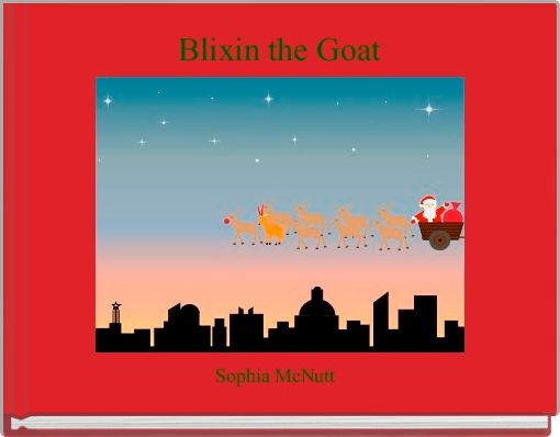 Blixin the Goat