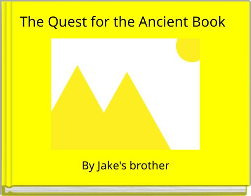 The Quest for the Ancient Book