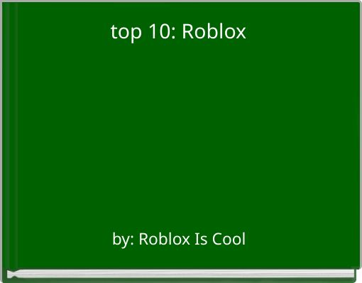 top 10: Roblox