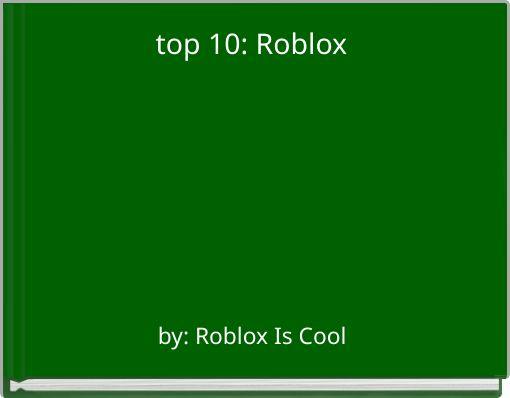 top 10: Roblox