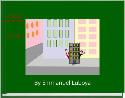 ULTIMATE RULING BOYZSuper Spy