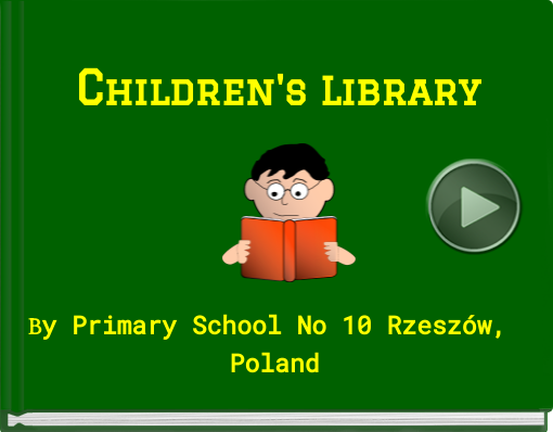 Book titled 'Children's Library'