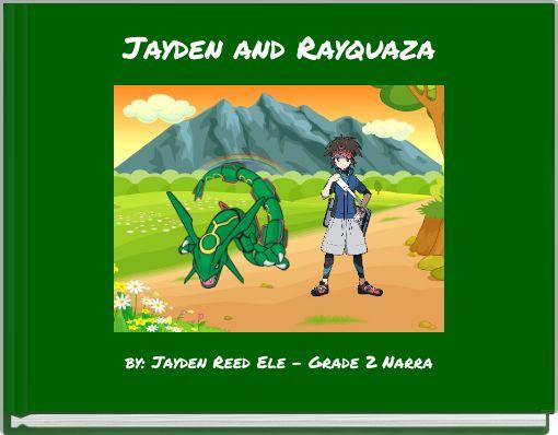 Jayden and Rayquaza