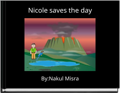 Nicole saves the day