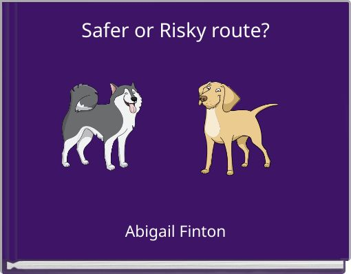 Safer or Risky route?