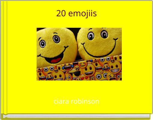 20 emojiis