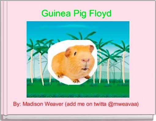 Guinea Pig Floyd