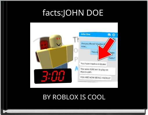 facts:JOHN DOE