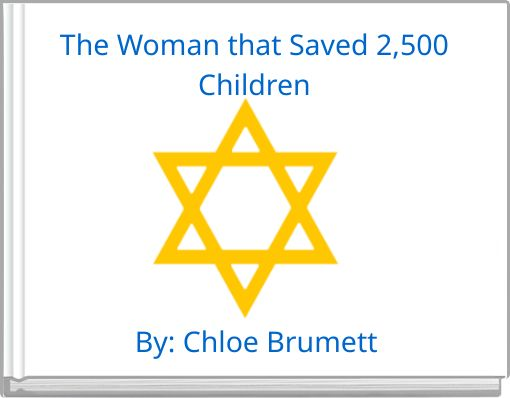 The Woman that Saved 2,500 Children