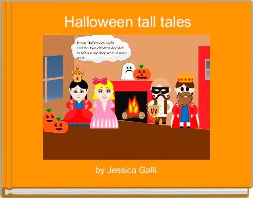 Halloween tall tales