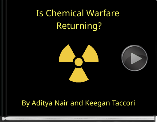 Book titled 'Is Chemical Warfare Returning?'