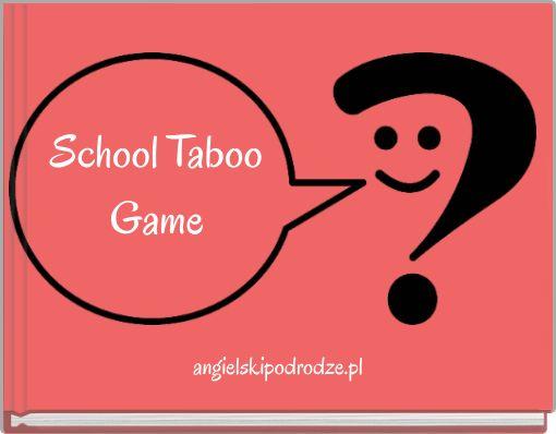 School TabooGame
