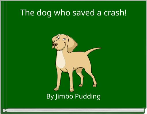 The dog who saved a crash!