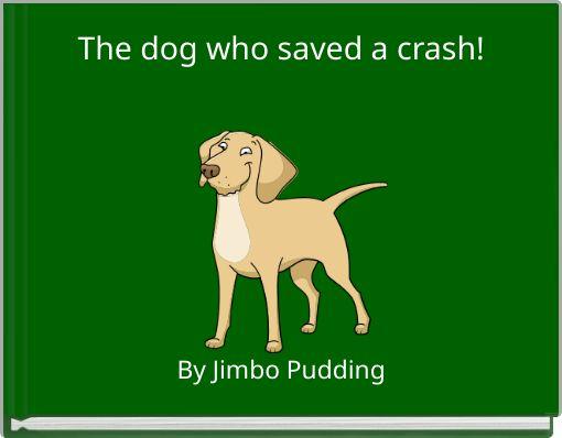 The dog who saved a crash!