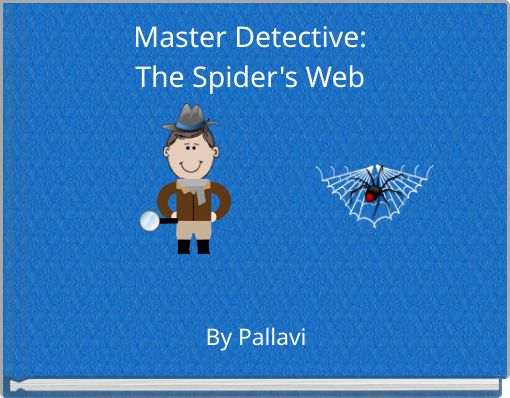 Master Detective:The Spider's Web