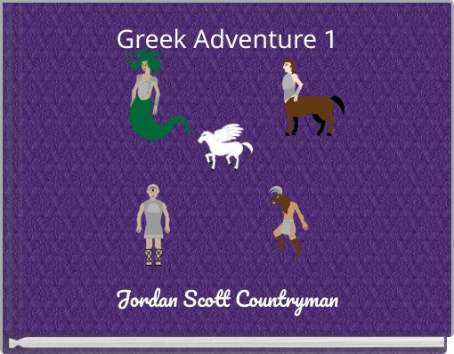 Greek Adventure 1