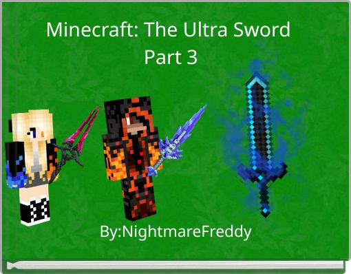 Minecraft: The Ultra Sword Part 3