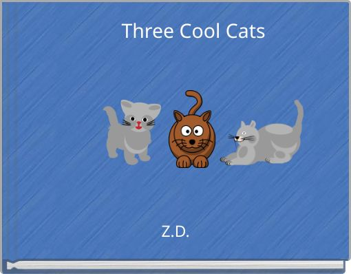 Three Cool Cats