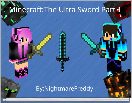 Minecraft:The Ultra Sword Part 1